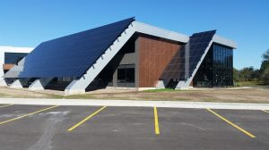 Montante Integrated Solar Array